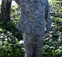A Soldier by Renee D. Miranda
