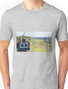 The top of the Great Orme Unisex T-Shirt