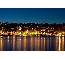 Dartmouth at Dusk Photographic Print