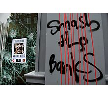 Anarchy in the UK Photographic Print
