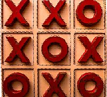Noughts & Crosses by Benedict Middleton