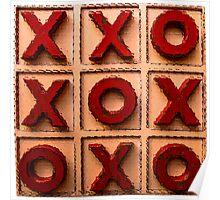 Noughts & Crosses Poster