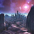 The Secret City - Stella 5 by SpinningAngel