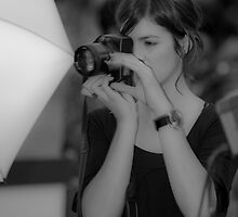 The Photographer II by Calin Jugarean