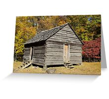 The Bales Place Greeting Card