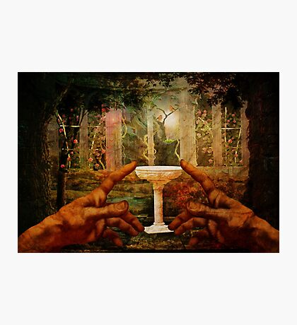 The Communion Photographic Print