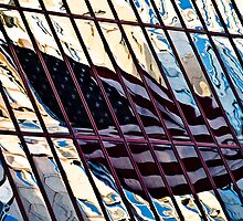 American Reflection by Mark Jackson