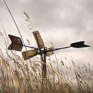 Windmill by Henri Ton