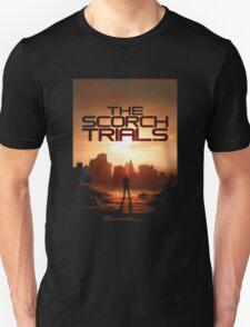 Maze Runner The Scorh Trials Book T-Shirt