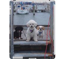 Melbourne Waterside Dogs iPad Case/Skin