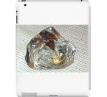 diamond blood iPad Case/Skin