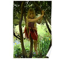 Tree Fairy Poster