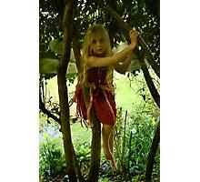 Tree Fairy Photographic Print