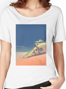 Dune walker Women's Relaxed Fit T-Shirt
