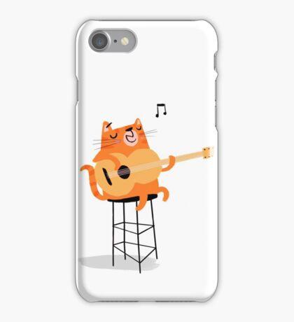 Feline Groovy iPhone Case/Skin