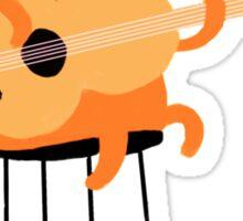 Feline Groovy Sticker