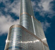 Trump International Hotel and Tower Chicago by toby snelgrove  IPA