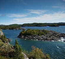 Pukaskwa Vista View by TingyWende