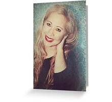 Forty Smiles Greeting Card