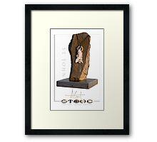 St John Framed Print