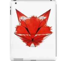 Cunning Fox iPad Case/Skin