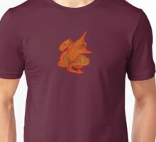 Fire Dragon Unisex T-Shirt
