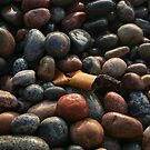 Lake Superior Pebbles by TingyWende