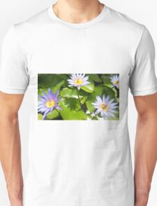 Lotus Flowers Unisex T-Shirt