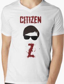 Citizen Z Mens V-Neck T-Shirt