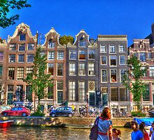 Amsterdam by John Corson Photography