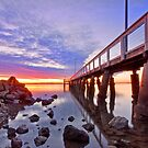 Daybreak at Wellington Point by Beth  Wode