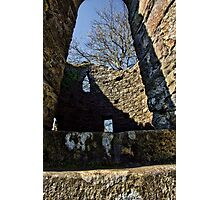 Doorway to Another Time Photographic Print