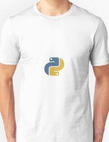 Python Curved Logo Unisex T-Shirt