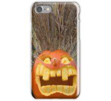 Wild Jack-O-Lantern iPhone Case/Skin