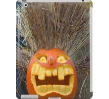 Wild Jack-O-Lantern iPad Case/Skin