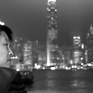 A Night in Hong Kong by KLiu