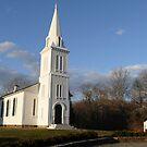 *SOUTH FERRY CHURCH*  - Narragansett - Rhode Island - US *featured by Jack McCabe