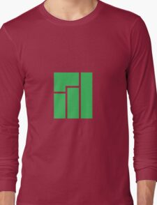 Manjaro Linux Long Sleeve T-Shirt