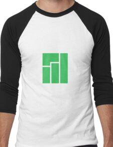 Manjaro Linux Men's Baseball ¾ T-Shirt