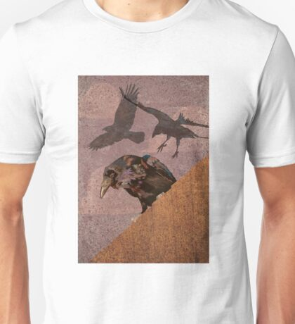Grimey Crows Unisex T-Shirt