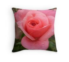 Lovely Lorraine Lee Throw Pillow