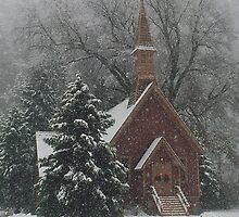 Chapel in the Pines by gommie