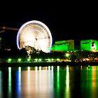 Wicked Brissie - Brisbane City Qld by Beth  Wode