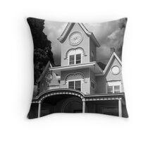 Decorative house Throw Pillow