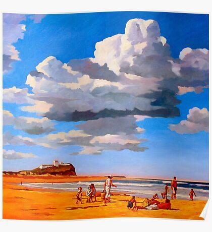 Nobby's Beach Poster