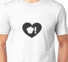 Cupcake Lover Unisex T-Shirt
