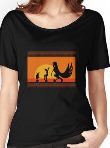 Hercules Sunset Women's Relaxed Fit T-Shirt