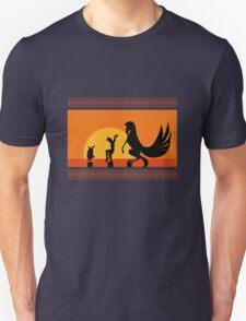 Hercules Sunset Unisex T-Shirt