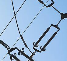 Electric Geometric #3 by Noam Gordon
