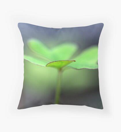 a symbol Throw Pillow